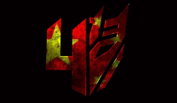 Transformers-4-Chinese-Style-Logo