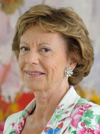 Neelie Kroes, Vice-President of the EC in charge of Digital Agenda