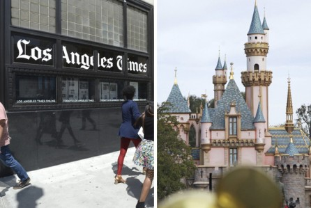 los-angeles-times-disneyland