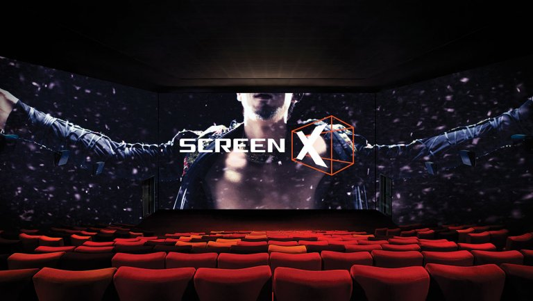 Система ScreenX