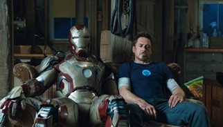 "кадр из фильма ""Железный человек 3"""