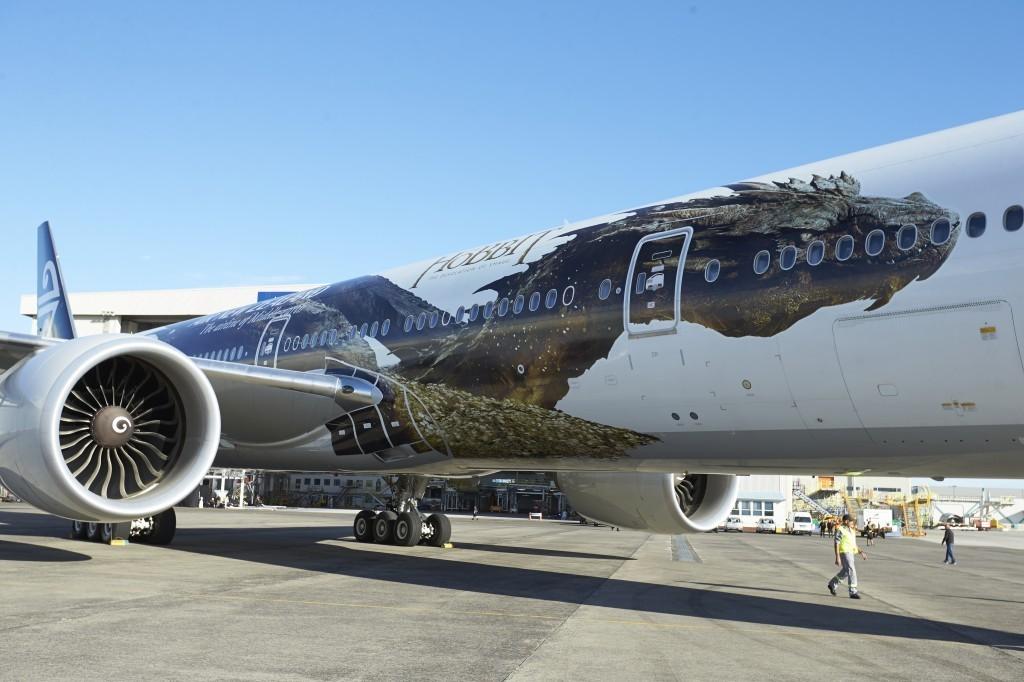 Самолет со Смаугом