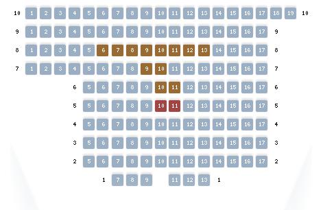 МАЧО И БОТАН 2, Москва, 11 июля, 21:55, данные на 17:20