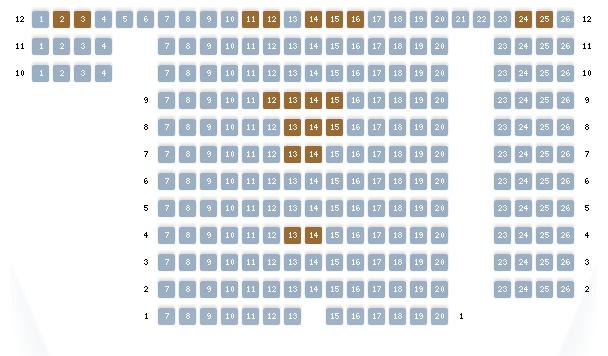 МАЧО И БОТАН 2, Уфа, 4 июля, 19:30, данные на 17:00