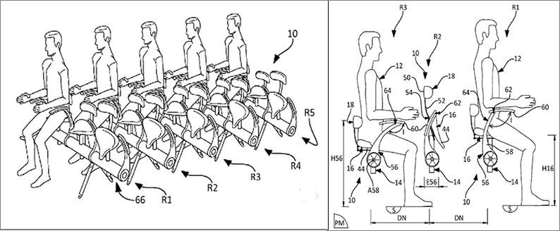Велосипедные-кресла