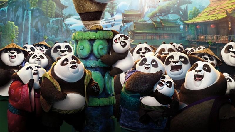 Кунг-фу панда 2016