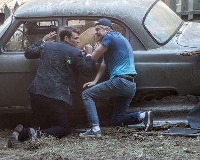 БОКС-ОФИС СНГ: СВЕТЛАКОВ — ИЗ ТАМАДЫ В ЖЕНИХИ ЗА ТРИ ГОДА