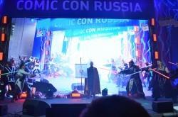 COMIC CON RUSSIA-2016. КОМИКСЫ - ЭТО ВСЕРЬЕЗ И НАДОЛГО