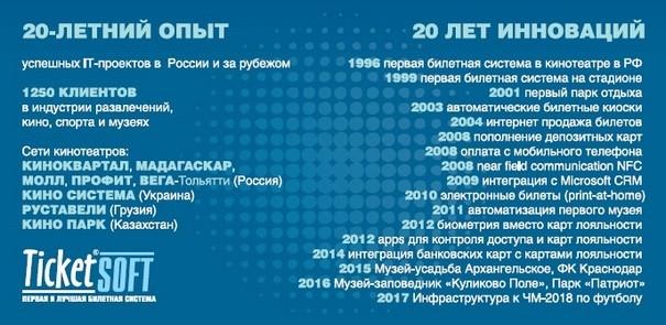 Вебинар TicketSoft 2