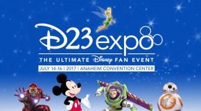 D23 EXPO: ГЛАВНОЕ СОБЫТИЕ ДЛЯ ВСЕХ ФАНАТОВ DISNEY