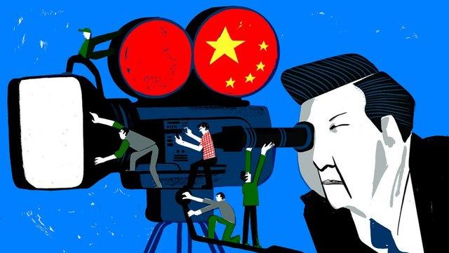 Кино Китая под контролем отдела пропаганды