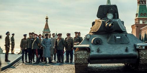Кадр из фильма ТАНКИ