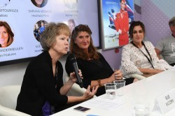 Панельная дискуссия Global Film Showcase