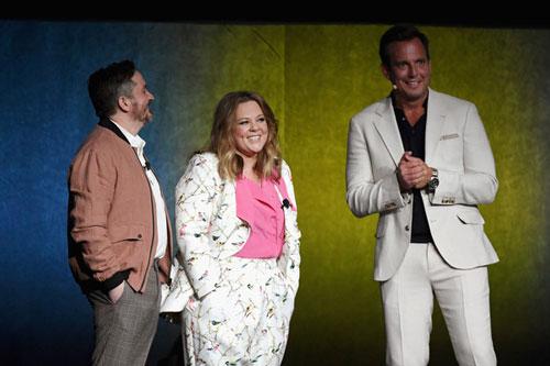 Мелисса Маккарти на Cinemacon