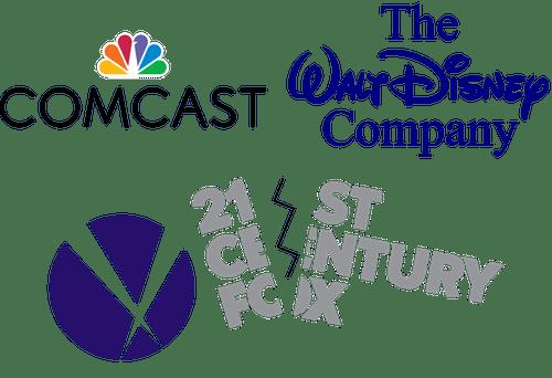 Comcast и Disney вступили в торги за Fox