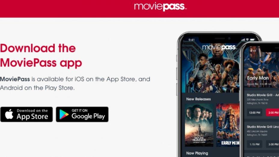 Приложение Moviepass