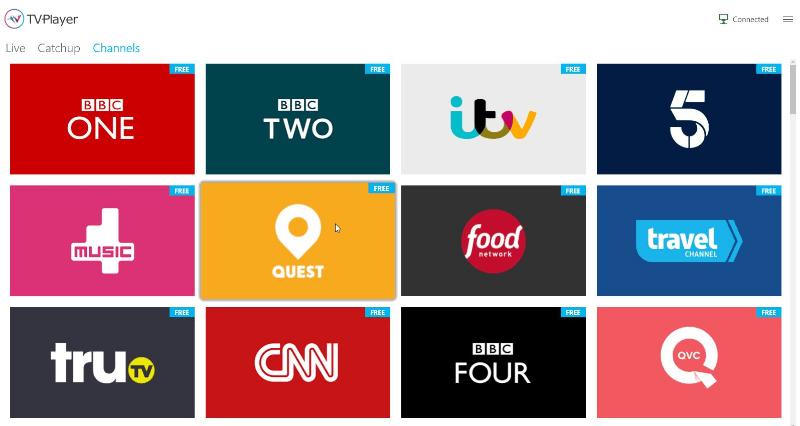 Британские телеканалы