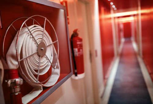 пожарная инспекция, проверка