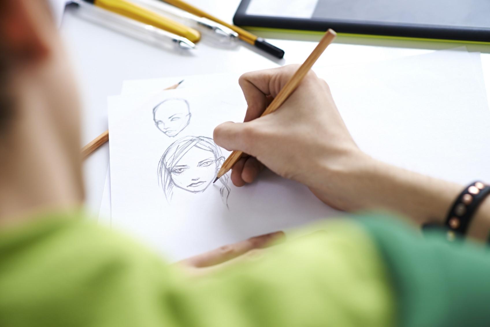 анимация директор