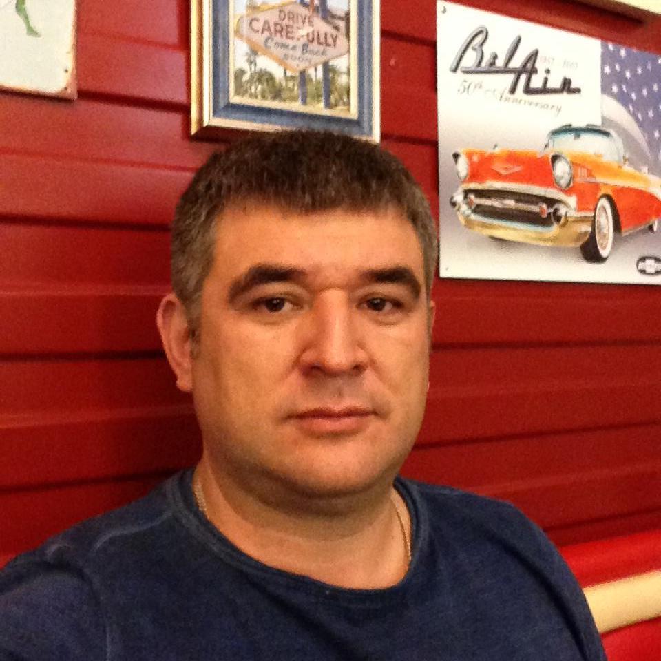 Андрей Мизин