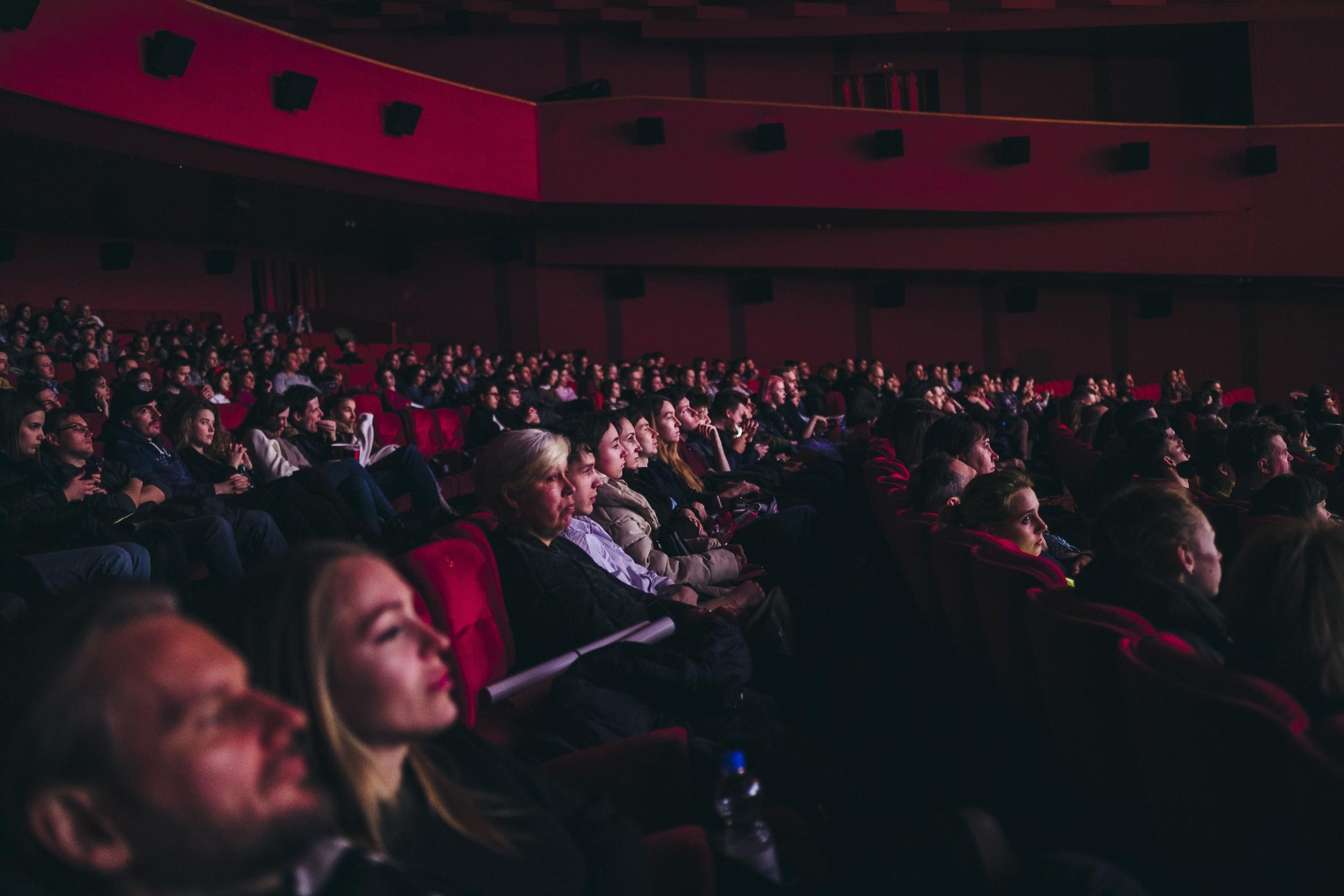 Специальный показ фильма «Форест Гамп» в Москве